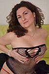Charming milf in untamed lingery