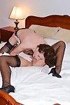 Nice-looking lesbos in tube licking their wet cracks in 69