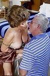 Breasty full-grown pornstar Luna Azul tit smoking and jerking snake