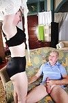 Fatty mature Dalny is demonstrating her terrific fuckable body