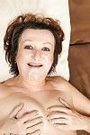 Fatty mature with mini pointer sisters Eve Tickler purchases her  vagina penetrated
