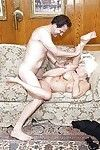 Established illustration Karen Summer rides younger man\'s wang prior to facial stream of cum