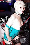 Latex  grown up with saggy love bubbles exquisite in hardcore Sadomasochism sexual act