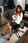Full-grown housewife Sandra Otterson baring worthy tits for darling photo blast