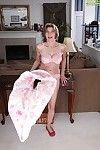 Over 60 ripened peels off her vintage stunning things for masturbation